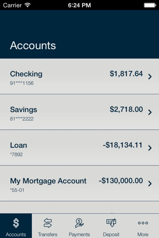 FNBC Mobile Banking screenshot 3