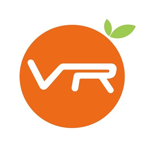 橙子VR – 优质VR视频3D电影电视剧动画聚合,好用的360度全景视频VR播放器