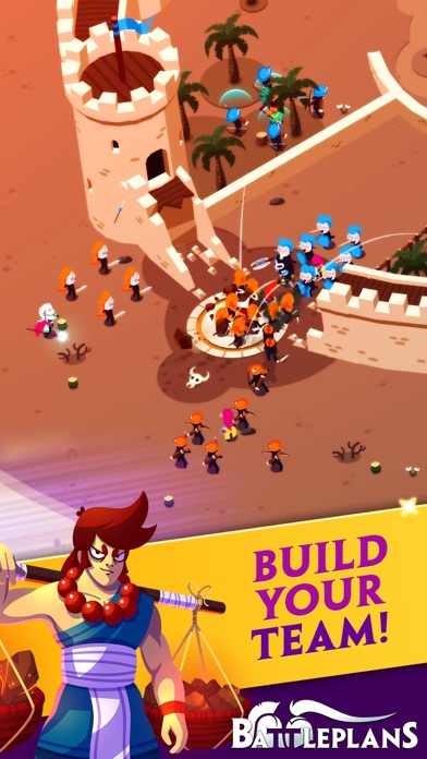 Battleplans - #1 Battle Strategy & Defense Game screenshot four