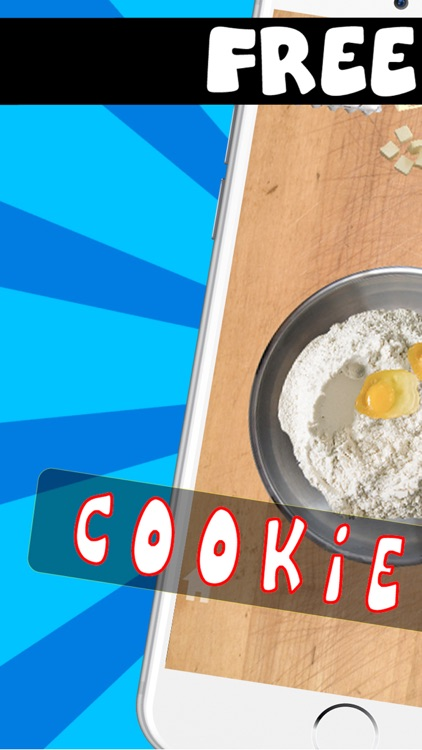 cookie maker cake games free dessert food cooking game for kids