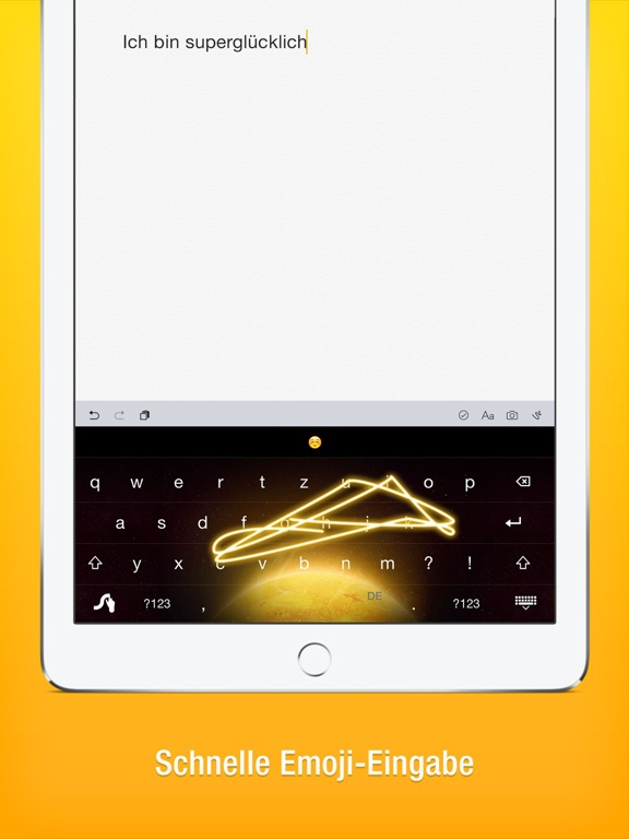 Swype Screenshot