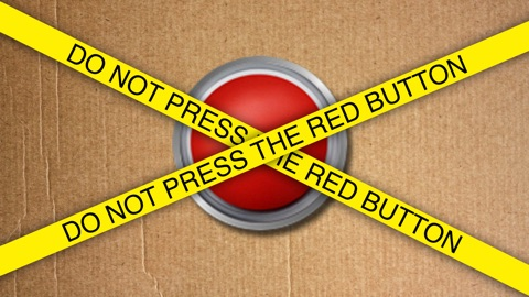 can you press the red button on now tv