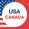United States of America & Canada Trip Planner, Travel Guide & Offline City Map