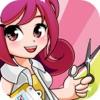 Детские волосы салон — игры для девочек салон красоты / ребенка игровой бизнес