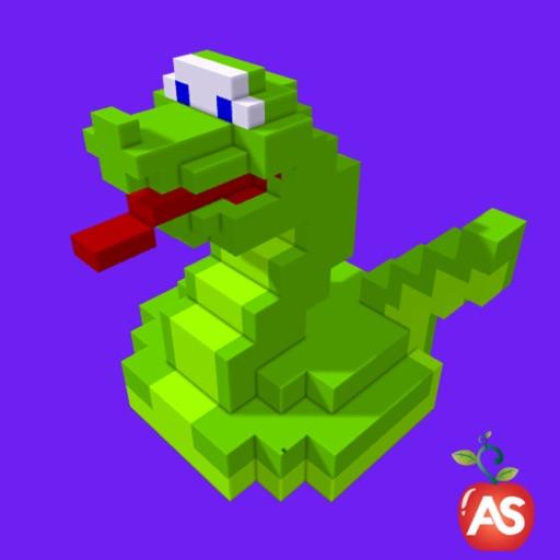 Snaky - Endless Snake Arcade iOS App