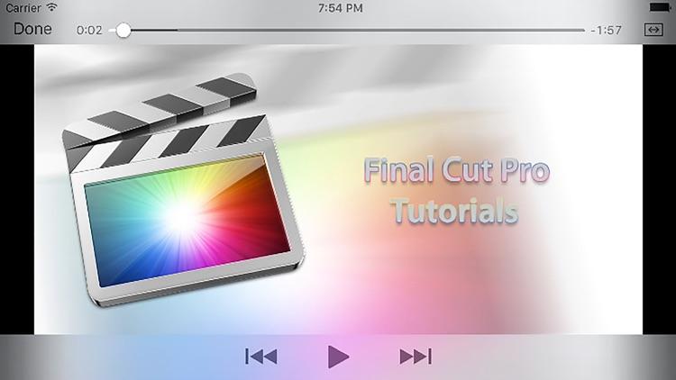Tutorial for Final Cut Pro by Carlos Romeu