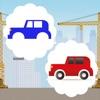 Animato Bambini & Bambino Giochi Con Crazy Cars e Veicoli Per il Libero