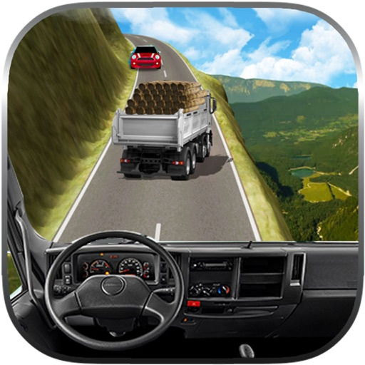 Off-road Truck Legend Driver 3D - Extreme Trucker Game iOS App