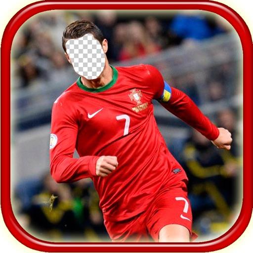 Iswap面臨著2016年歐元 - 更換或Modiface用最好的足球明星Player.s