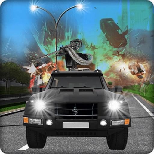 Death Race Cars Destruction iOS App