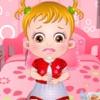 Cute Baby Hazel Stomach Care