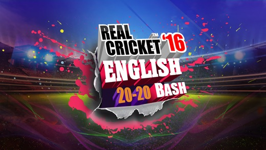 Real Cricket™ 16: English Bash Screenshot