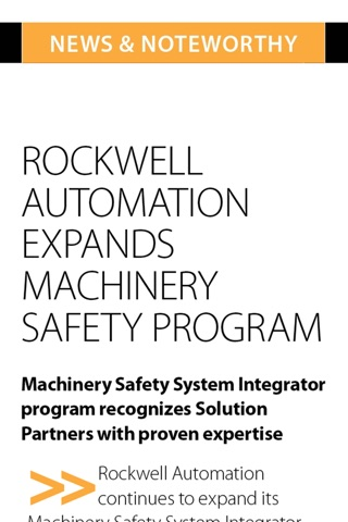 The Journal from Rockwell Automation screenshot 2