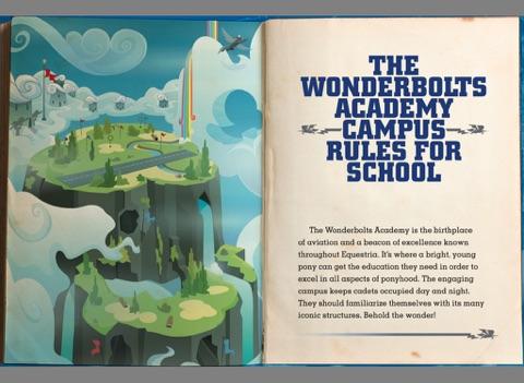 My Little Pony: The Wonderbolts Academy Handbook by ...  My Little Pony:...