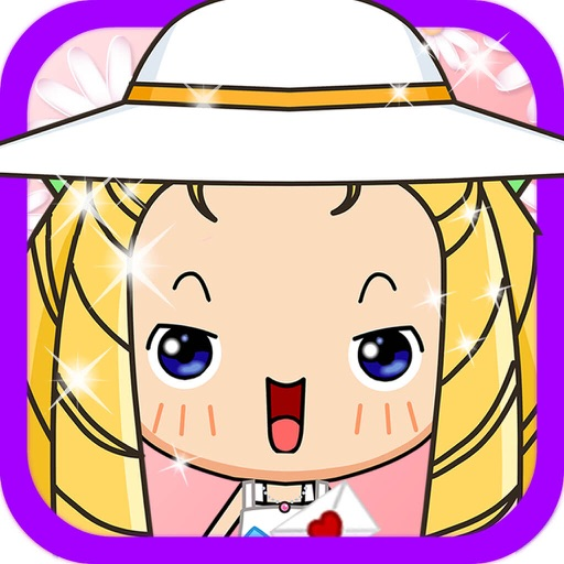 Makeover Cartoon Beauty - Cute Princess Doll Dress Up Tale, Girl Funny Free Games iOS App