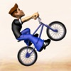 BMX-Wheelie King