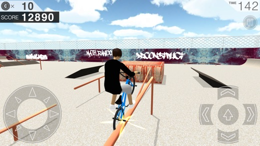Free World BMX Screenshot