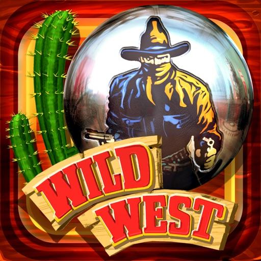 西部弹珠:Wild West Pinball【3D弹珠】