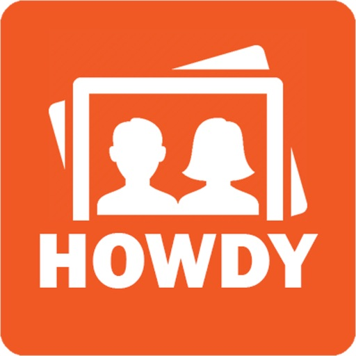 Howdy Faces iOS App