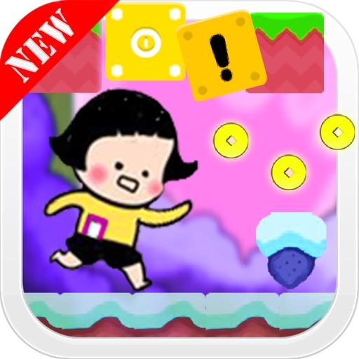 Little Girl Roaming - Maruko Version iOS App