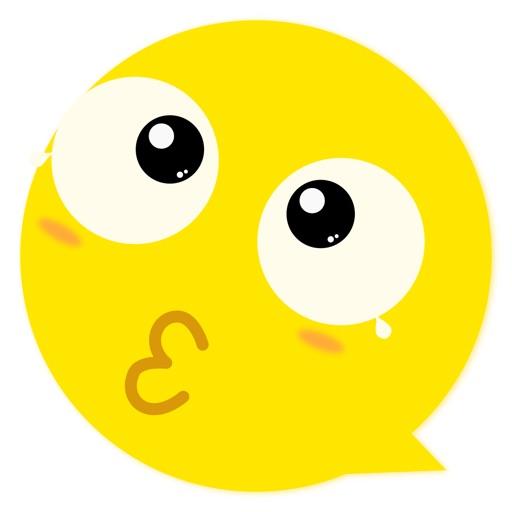 咻咻表情 - 微信金馆长暴漫,表情大全,二次元Emoji表情包 iOS App