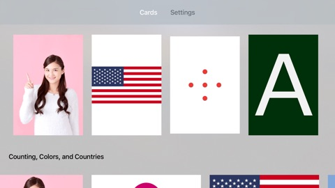 Screenshot #11 for Flash Card (Dots Card, Flag, Color, Kanji, Animal)