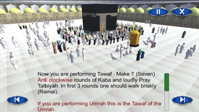 Hajj and Umrah Guide 3D – Best virtual tour to Mecca Medina