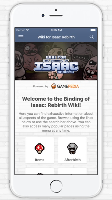 Wiki for Binding of Isaac: Rebirth by Curse, Inc