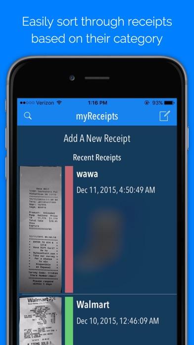 download myReceipts - Receipt Organizer apps 1