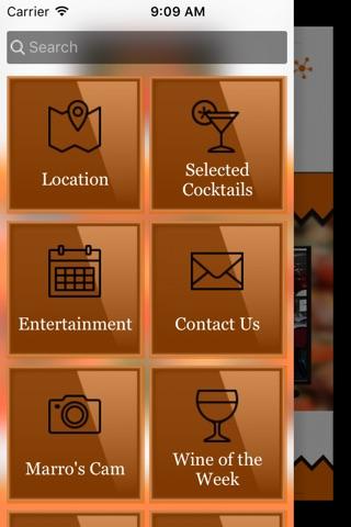 Marro's Restaurant screenshot 2