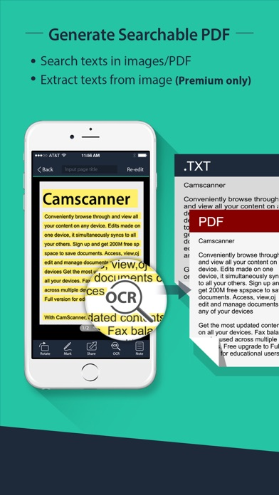 download CamScanner appstore review