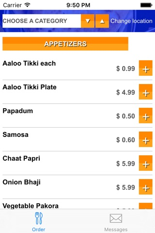 Kwality Fine Indian Cuisine screenshot 3