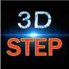 STEP Viewer 3D