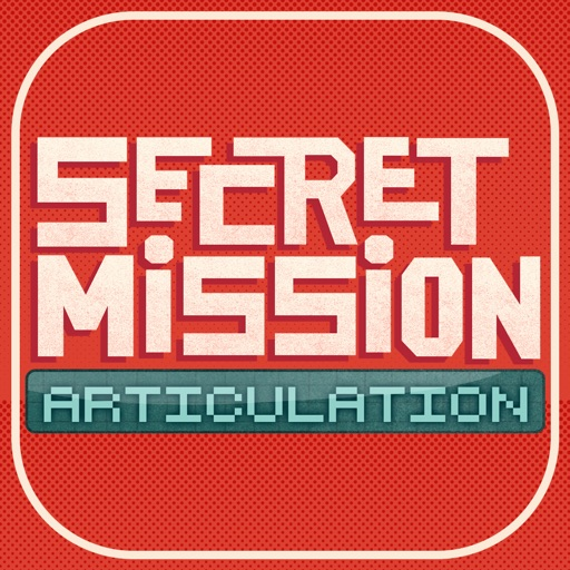 Secret Mission Articulation for Speech Therapy