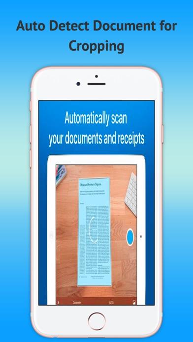 Mobile Scanner OCR - PDF gratuitCapture d'écran de 4