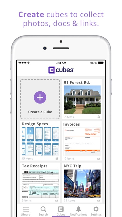 download Cubes - Email Organizer apps 4