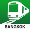 Bangkok Transit - Thailand the BTS, MRT, ARL and BRT by NAVITIME