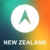 New Zealand Offline GPS : Car Navigation