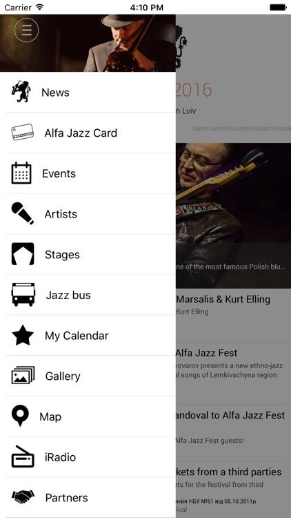 Alfa Jazz Fest - Official by Maxim Shvaykovski