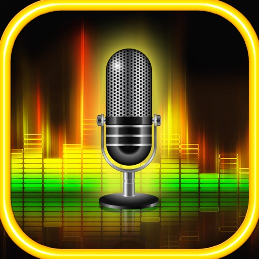 Sound Modifier & Audio Effects – Voice Change.r And Recording.s Edit.or Free App Icon