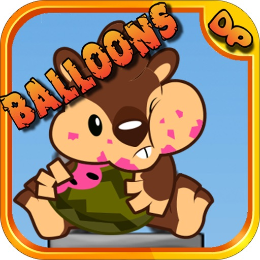 Catch the Balloons iOS App