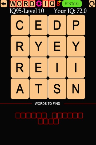 Word IQ 8 Plus screenshot 3