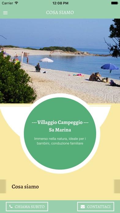 Screenshot of Camping Sa Marina1