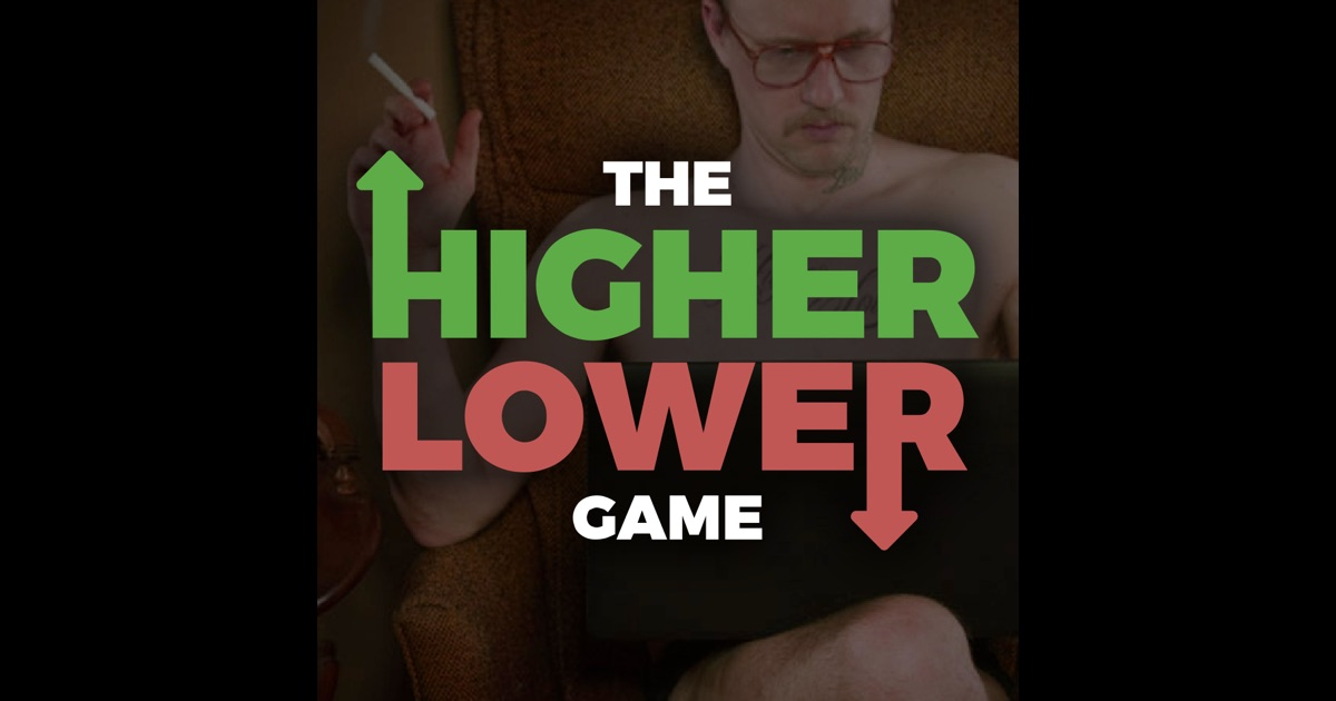 """The Higher Lower Game"""" im App Store"""