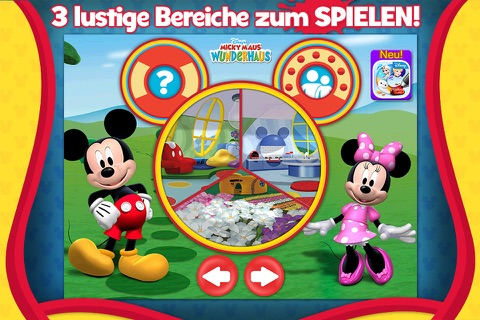 Mickey Mouse Clubhouse - Color & Play screenshot 1