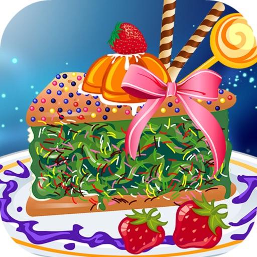 Ice Cream Cookies —— Castle Food Making/Fantasy Recipe iOS App