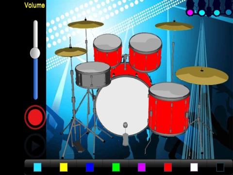 Popstar Drummer HD screenshot 2