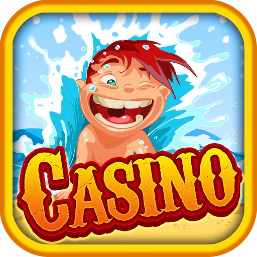 Awesome Beach Vacation in Las Vegas Hi-Lo Game iOS App