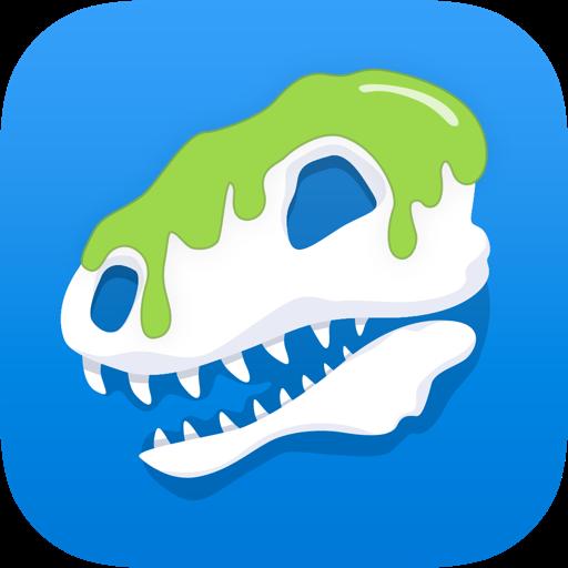 DINOZZZ - 3D Раскраска - уникальная, интерактивная, анимированная 3D раскраска с живыми динозаврами для детей и взрослых