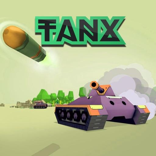 Tank X - 3D edition for Tank.io iOS App